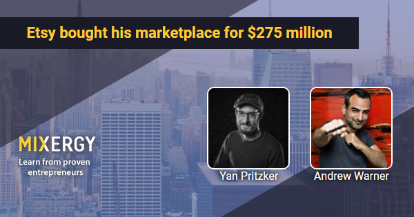 #1925 Etsy bought his marketplace for $275 million