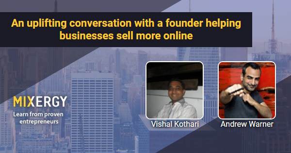 #1927 An uplifting conversation with a founder helping businesses sell more online