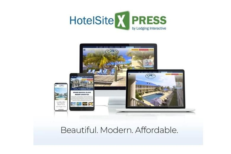 Lodging Interactive Launches HotelSiteXPRESS Affordable Site Style and Marketing